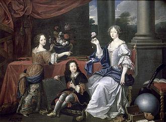 Duchy of La Vallière - Image: Louise de la Valliere