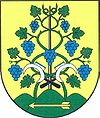 Coat of arms of Lovčičky