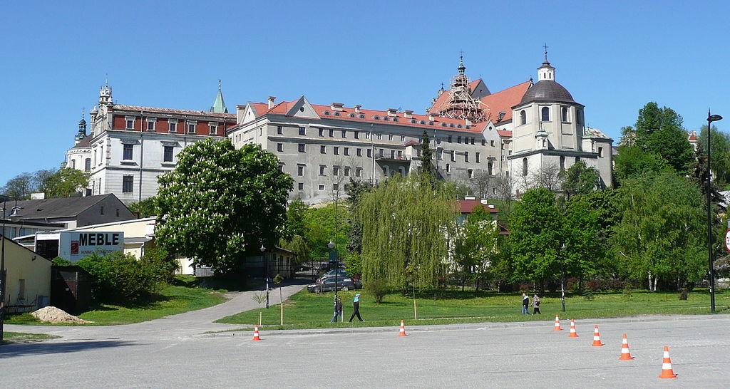 Lublin cloister