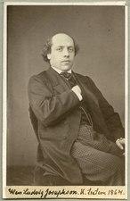 Ludvig Josephson, porträtt - SMV - H4 182.tif