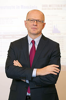 CEO of the Bucharest Stock Exchange