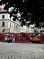 Lwów , Polish , Lviv , Львов - Rynek - Market Square - panoramio.jpg