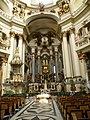 Lwów , Polish , Lviv , Львов - wnętrze Kościoła Dominikanów - Monument of Polish History - panoramio.jpg