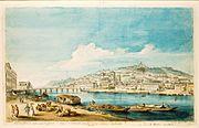 Lyon in the 18th century