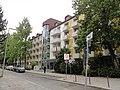 München - Heimgartenstraße 14, Hoteleingang.JPG