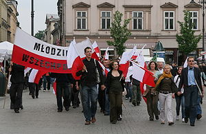 All-Polish Youth - All-Polish Youth in Kraków, 2009