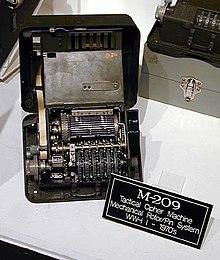 Geschichte der Kryptographie