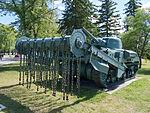 M4A4 flail tank Base Borden Military Museum 2.jpg