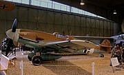 ME109 AT THE LUFTWAFFEN MUSEUM RAF GATOW BERLIN GERMANY JUNE 2013 (9118774129).jpg