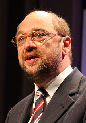 European Parliament election, 2009 (Germany) - Image: MEP Schulz
