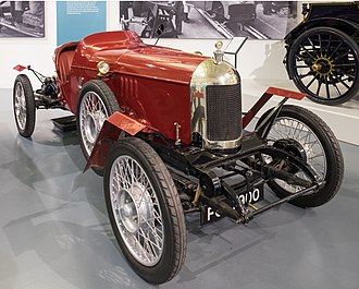 MG Cars - 1925 'Old Number One' with body by Carbodies