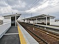 MT-Minami Anjō Station-Platform 2.jpg