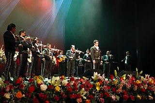Mariachi Folk music from Mexico