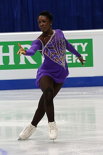 Maé-Bérénice Méité - Méité at the 2016 Europeans