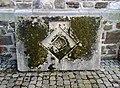 Maastricht, Sint-Servaasbasiliek, pandhof met bouwfragmenten 1.jpg