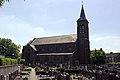 Maastricht-Limmel, Johannes de Doperkerk en kerkkhof.JPG