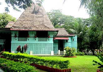 Apolinario Mabini - The Mabini Shrine, now located in the PUP campus in Santa Mesa, Manila