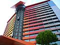 Madrid - Hotel Silken Puerta América 4.JPG
