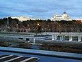 Madrid Rio Ermita Virgen del Puerto Catedral Almudena Palacio Real mjsm.jpg
