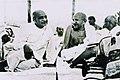 Mahatma Gandhi with Sardar Vallabhbhai Patel.jpg