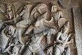 Mahishasuramardini Mandapam, Pallave period, 7th century, Mahabalipuram (28) (37473574951).jpg