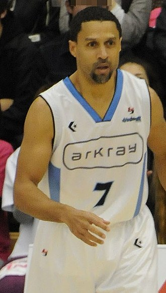 Mahmoud Abdul-Rauf - Abdul-Rauf while playing in Japan.