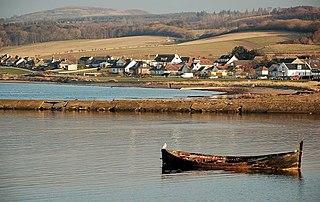 Maidens village in United Kingdom
