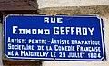 Maignelay-Montigny (plaque de rue Edmond Geffroy) 1a.jpg