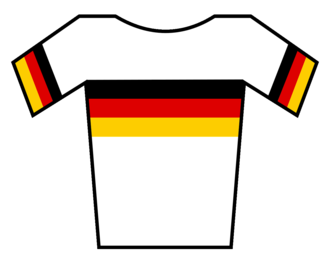 German National Road Race Championships - Image: Maillot Alemania