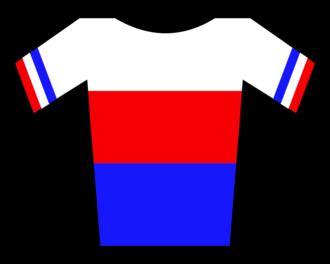 Jiří Hudeček - Image: Maillot República Checa