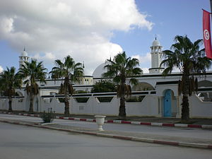 Religion in Tunisia - A mosque in Kalâat el-Andalous