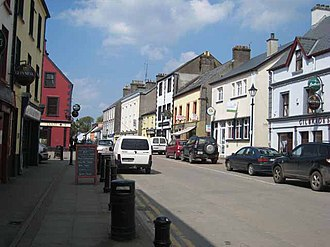 Manorhamilton - Main Street.