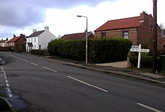 Main Street, Melbourne, East Riding of Yorkshire.jpg
