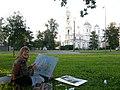 Maira Veisbārde Petrogradsky District, Saint Petersburg, Russia - panoramio.jpg