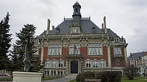 Rethel - Town hall
