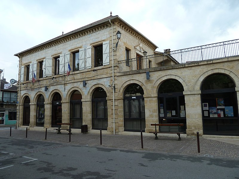 Mairie de Prayssac
