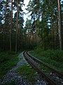 Majakovsky park Yekaterinburg - Kids railway take 02.JPG