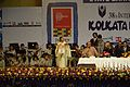 Mamata Banerjee - Inaugural Address - 38th International Kolkata Book Fair - Milan Mela Complex - Kolkata 2014-01-28 7934.JPG