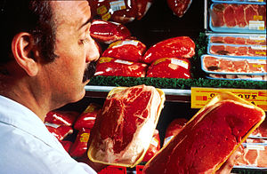 Psychology of eating meat - Many factors affect consumer choices about meat, including price, appearance, and source information