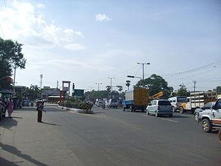 Manapakkam Neighbourhood in Chennai, Tamil Nadu, India