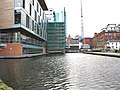 Manchester, Rochdale Canal, head of Dale Street Lock No 84 - geograph.org.uk - 1700268.jpg