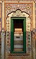 Mandawa-Havelî 530-Staircase of the private courtyard-20131007.jpg