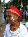 Mandi (Garo) Man, Indigenous People's Day, 2014, Dhaka, Bangladesh © Biplob Rahman-1.jpg