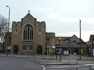 Mansfield Road Baptist Church Church in England