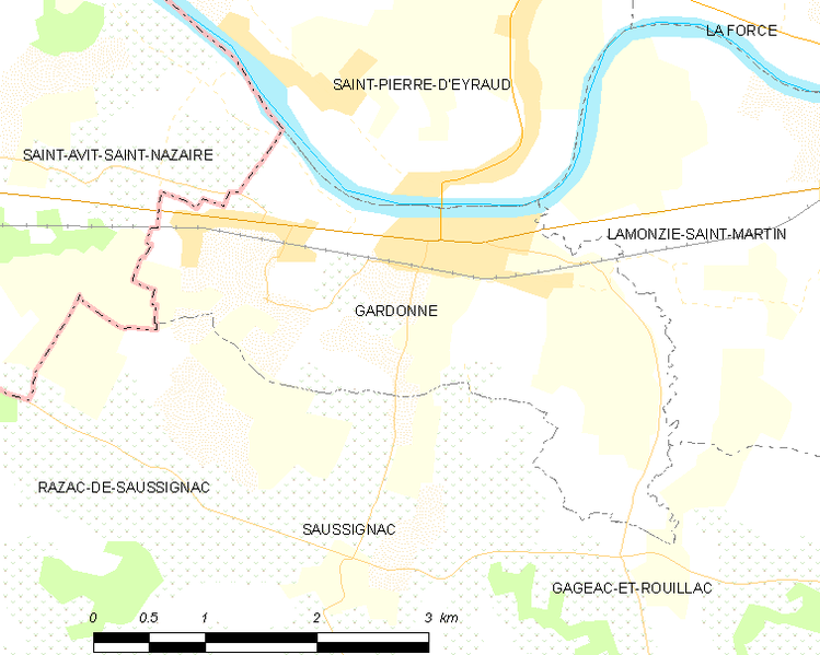 Archivo:Map commune FR insee code 24194.png