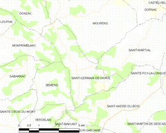 Map commune FR insee code 33411.png