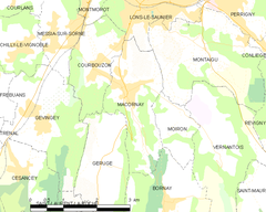 Map commune FR insee code 39306.png
