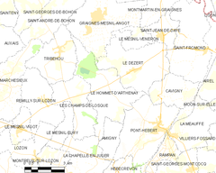 Map commune FR insee code 50248.png
