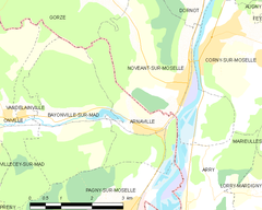 Map commune FR insee code 54022.png