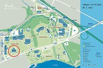 Swiss Institute of Bioinformatics - Image: Map genopode